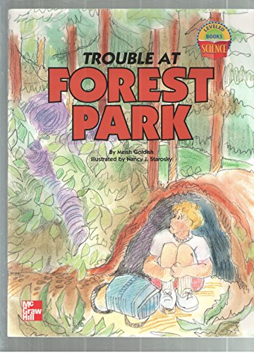 9780021822041: Trouble At Forest Park (spotlight books)