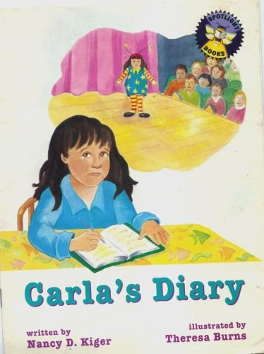 9780021822126: Carla's Diary (Spotlight Books, Spotlight Books)