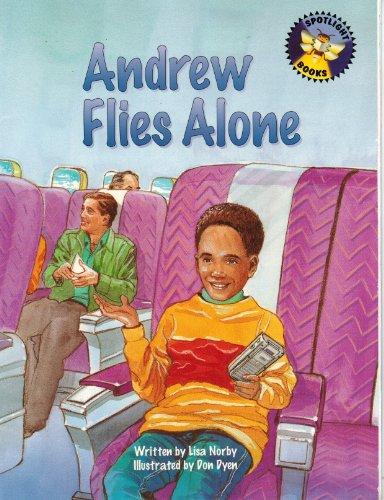 9780021822249: Andrew Flies Alone