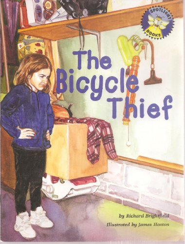 9780021822393: The Bicycle Thief (Spotlight Books - Instructional Vocabulary Books - Grade 5, Level 11, Unit 4)