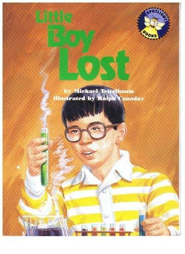 9780021822461: Little boy lost (Spotlight books)