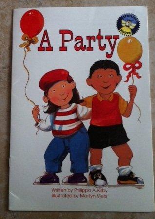 9780021822553: A party (Spotlight books)