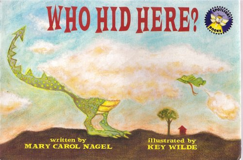 9780021822584: Who Hid Here? (Spotlight Books)