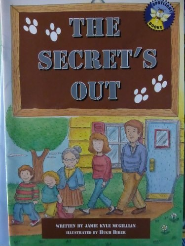 9780021822744: The secret's out (Spotlight books)