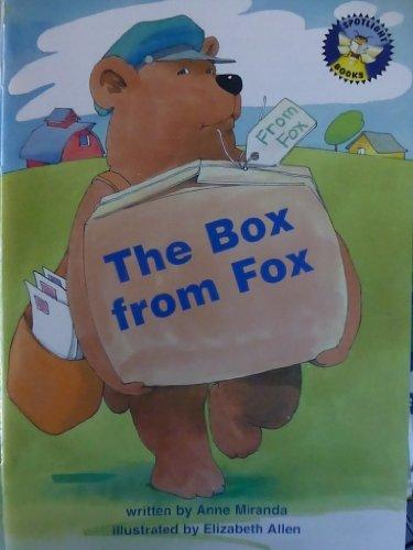 9780021822751: The box from fox (Spotlight books)