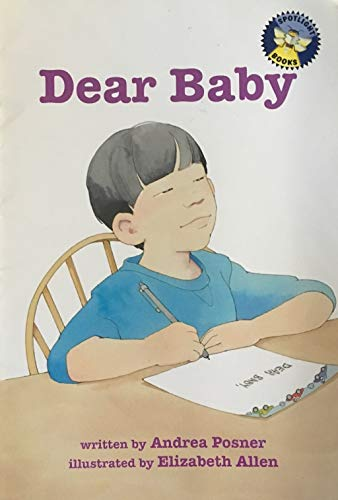 9780021822799: Dear baby (Spotlight books)