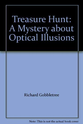 9780021823109: Treasure Hunt: A Mystery about Optical Illusions