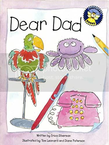 9780021823277: Dear Dad (Spotlight Books)