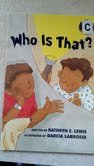 9780021823895: Who is that? (Spotlight books)