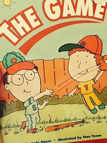 9780021823970: The Game (Spotlight Phonics Books, Grade 1, Level 4, Unit 2)