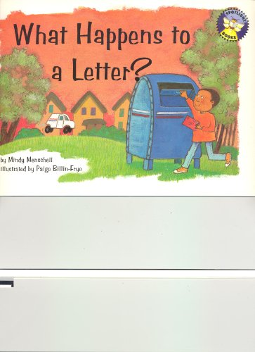 9780021824014: What Happens to a Letter? (Spotlight Books, Phonics Books Grade 1)