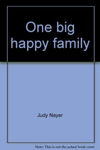 9780021824212: One big happy family (Spotlight books)