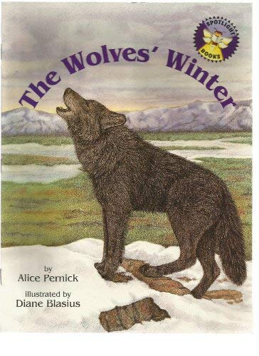 9780021824281: The Wolves' Winter (spotlight books)