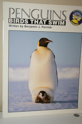 9780021824335: Penguins, Birds That Swim (Spotlight Books/comprehension Books)