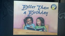 9780021824434: Better Than a Birthday