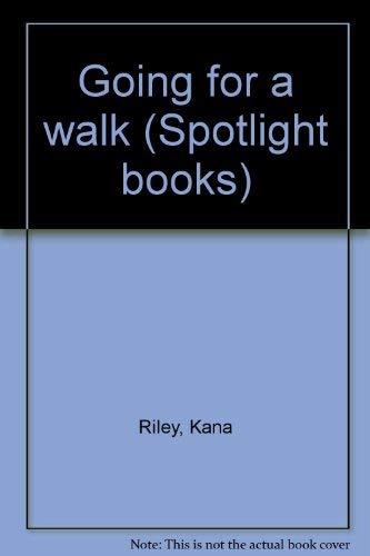 9780021824601: Going for a walk (Spotlight books)
