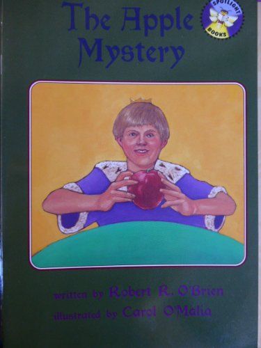 9780021824694: The Apple Mystery (Spotlight Books (Vocabulary/Comprehension Books))