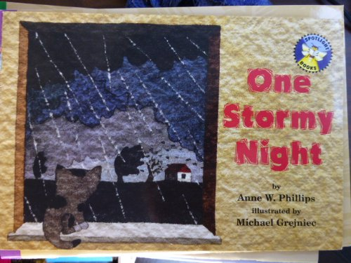 9780021824816: One Stormy Night (Spotlight Books)