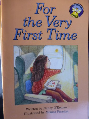 9780021824861: For the Very First Time (Spotlight Books)
