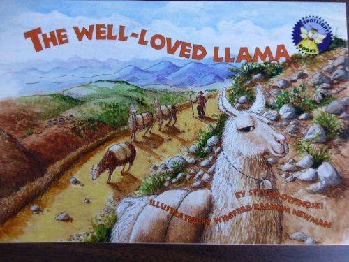 9780021825035: The well-loved lama (Spotlight books)
