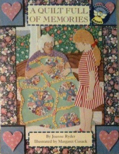 9780021825042: A quilt full of memories (Spotlight books)