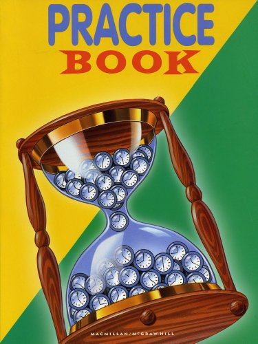 9780021832590: Practice Book, Grade 6, Level 12 (Spotlight on Literacy)