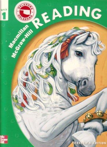 9780021838653: Macmillan/McGraw-Hill Reading Grade 3 (Book 2 / Unit 1) Teacher's Edition Oklahoma 2003