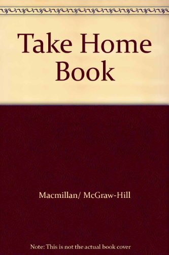 9780021840717: Take Home Book