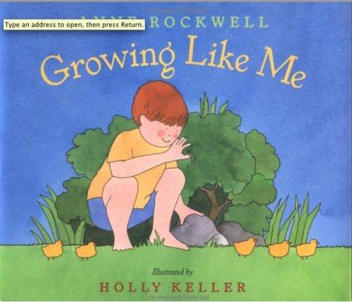 GROWING LIKE ME: Rockwell / Heller