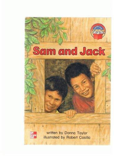 9780021849741: Sam and Jack (Leveled books)