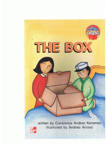 The box (Leveled books): Constance Andrea Keremes