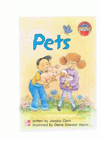 9780021849802: Pets (Leveled books)