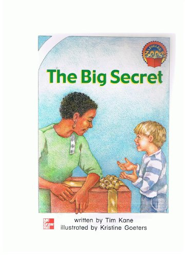 9780021850099: The Big Secret (Leveled Books)