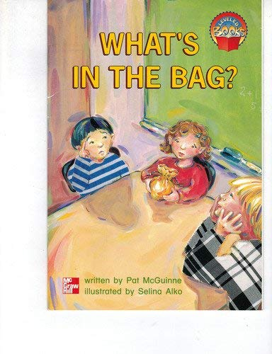 9780021850396: What's in the Bag?