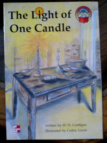 9780021851119: The Light of One Candle (McGraw-Hill Reading Leveled Books (Blue Level))