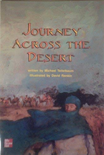 9780021851195: Journey across the desert