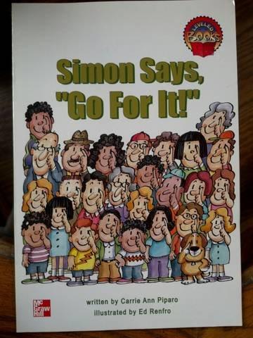 9780021851218: Simon says,