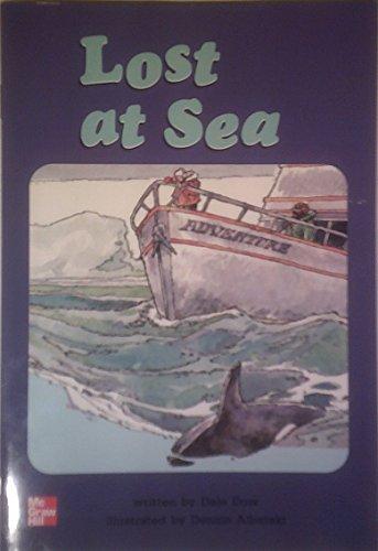 9780021851232: Lost at sea