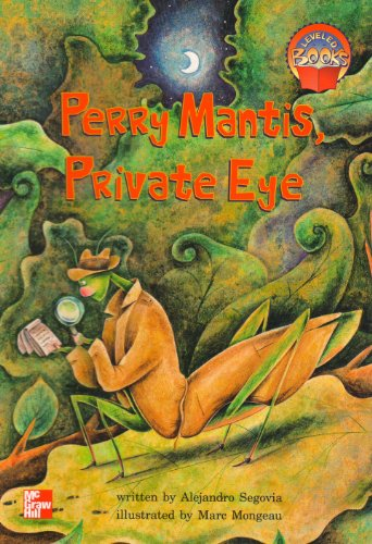 9780021851249: Perry Mantis, private eye