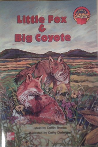 Little Fox and Big Coyote: Caitilin Brooks