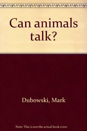 9780021851348: Can animals talk?