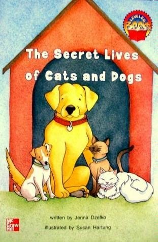 9780021851393: The secret lives of cats and dogs