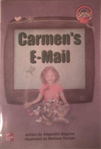 9780021851539: Carmen's E-Mail (Leveled Books [5])