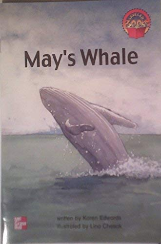 9780021851560: May's Whale (Leveled Books [5])
