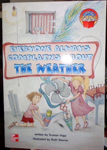 9780021851607: EVERYONE ALWAYS COMPLAINS ABOUT THE WEATHER