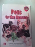 9780021851874: Pets to the Rescue (Mcgraw-Hill Leveled Books Grade 3)