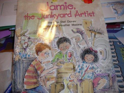 9780021851942: Jamie, The Junkyard Artist (McGraw-Hill Reading Leveled Books)