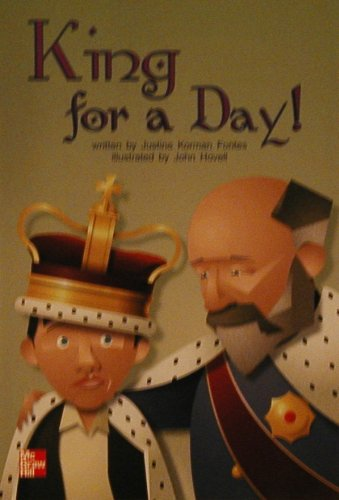 9780021852109: King for a day! (McGraw-Hill reading)