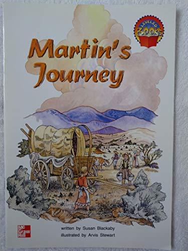 9780021852130: Martin's journey (McGraw-Hill reading : Leveled books)