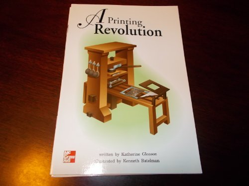 9780021852284: A Printing Revolution (McGraw-Hill reading : Leveled books)